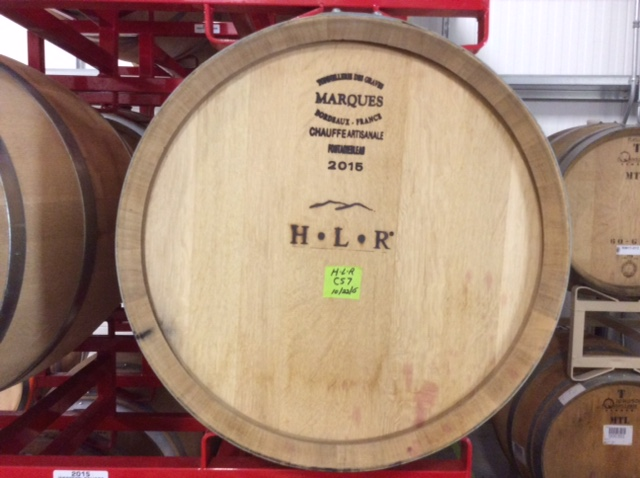 HLR Barrel with Logo